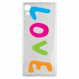 Etui na Sony Xperia XA1 Love, color