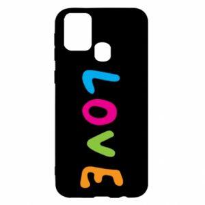 Etui na Samsung M31 Love, color