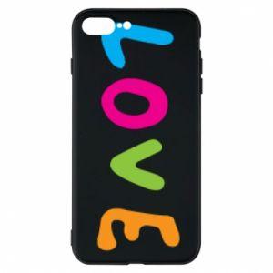 Etui na iPhone 8 Plus Love, color