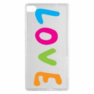 Etui na Huawei P8 Love, color