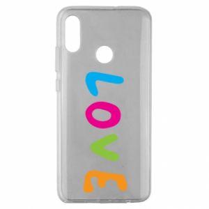 Etui na Huawei Honor 10 Lite Love, color