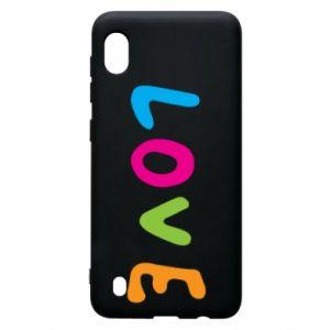 Etui na Samsung A10 Love, color