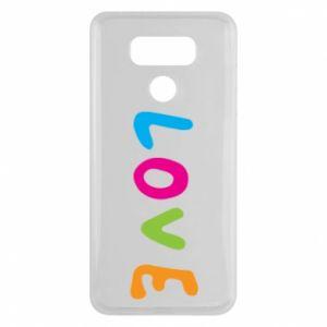 Etui na LG G6 Love, color