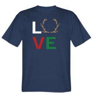 Koszulka Love deer
