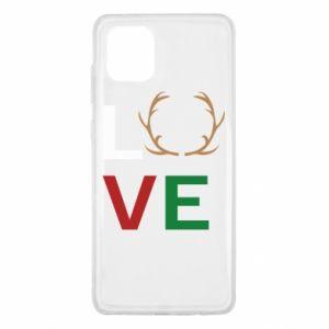 Etui na Samsung Note 10 Lite Love deer