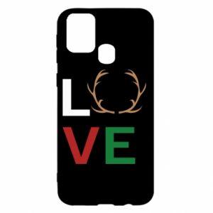 Etui na Samsung M31 Love deer