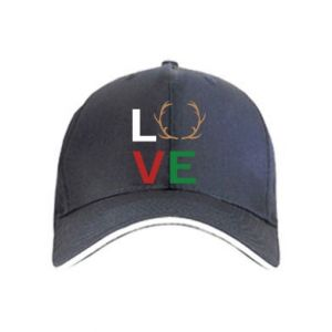 Cap Love deer