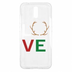 Etui na Nokia 2.3 Love deer