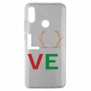 Etui na Huawei Honor 10 Lite Love deer