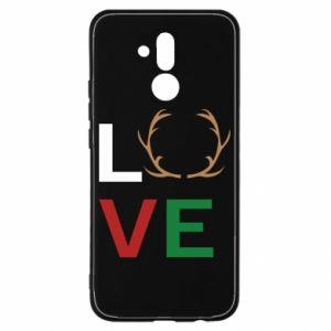 Etui na Huawei Mate 20 Lite Love deer
