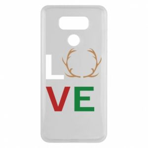 Etui na LG G6 Love deer