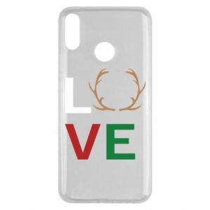 Etui na Huawei Y9 2019 Love deer