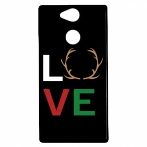 Etui na Sony Xperia XA2 Love deer