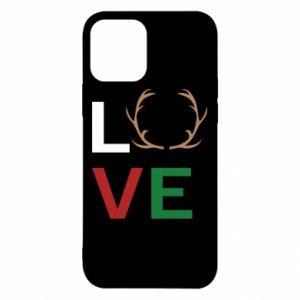 Etui na iPhone 12/12 Pro Love deer