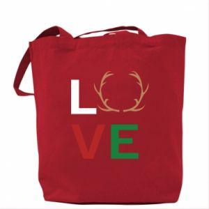 Bag Love deer