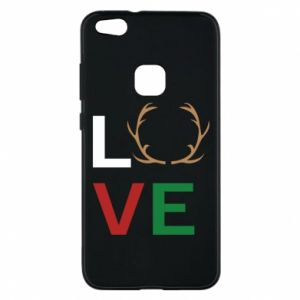 Phone case for Huawei P10 Lite Love deer