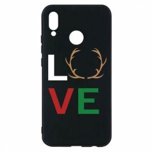 Phone case for Huawei P20 Lite Love deer