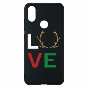 Phone case for Xiaomi Mi A2 Love deer