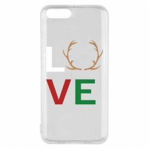 Phone case for Xiaomi Mi6 Love deer