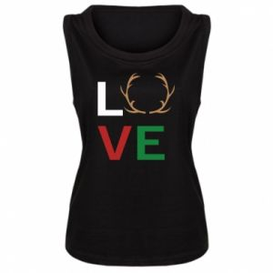 Women's t-shirt Love deer