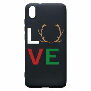 Phone case for Xiaomi Redmi 7A Love deer