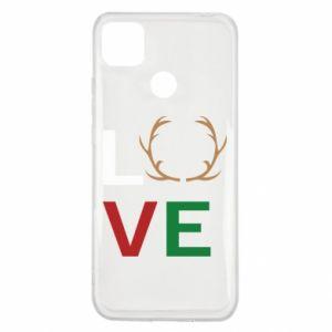 Etui na Xiaomi Redmi 9c Love deer