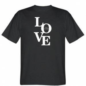 Koszulka Love is all you need