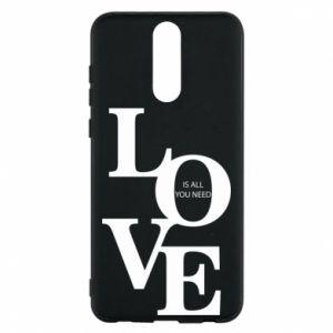 Etui na Huawei Mate 10 Lite Love is all you need