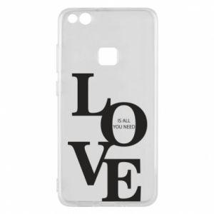 Etui na Huawei P10 Lite Love is all you need