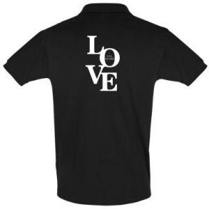 Koszulka Polo Love is all you need