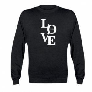 Bluza dziecięca Love is all you need