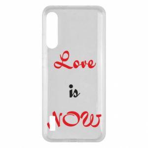 Etui na Xiaomi Mi A3 Love is now