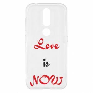 Etui na Nokia 4.2 Love is now