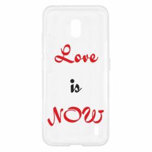 Etui na Nokia 2.2 Love is now