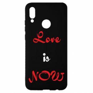 Etui na Huawei P Smart 2019 Love is now