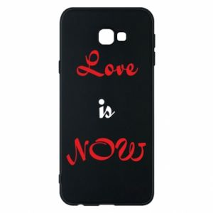 Phone case for Samsung J4 Plus 2018 Love is now