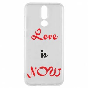 Phone case for Huawei Mate 10 Lite Love is now