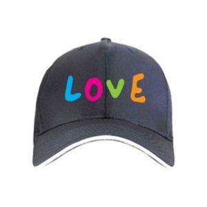 Czapka Love, color