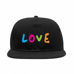 Snapback Love, color