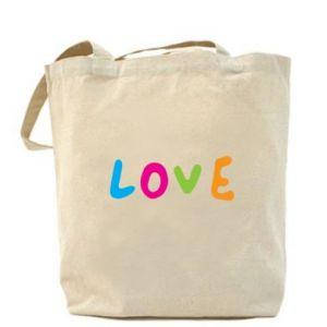 Torba Love, color