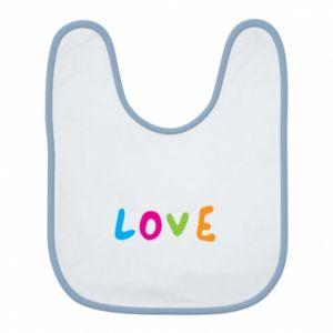 Śliniak Love, color
