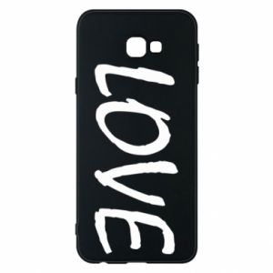 Etui na Samsung J4 Plus 2018 Love napis