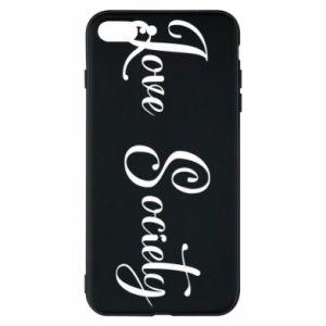 Etui na iPhone 8 Plus Love society
