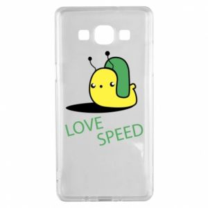 Samsung A5 2015 Case Love speed