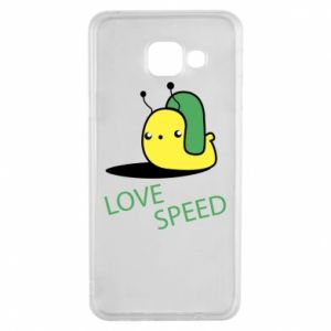 Samsung A3 2016 Case Love speed