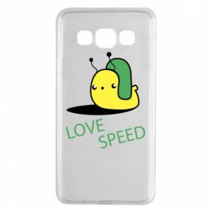 Samsung A3 2015 Case Love speed