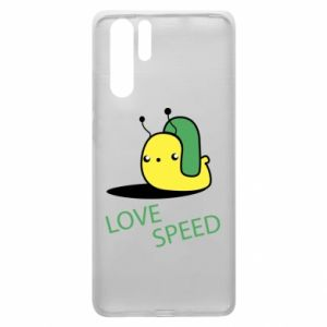 Huawei P30 Pro Case Love speed
