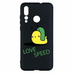 Huawei Nova 4 Case Love speed