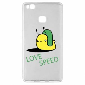 Huawei P9 Lite Case Love speed