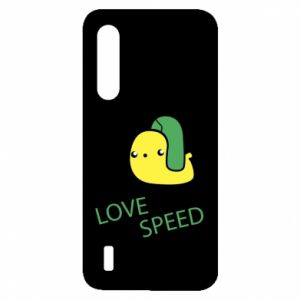 Xiaomi Mi9 Lite Case Love speed
